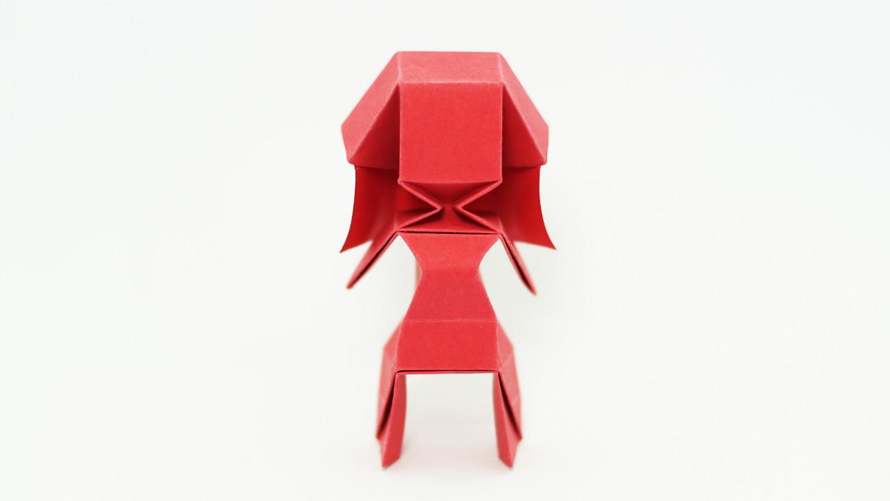 Origami bloxy diagrams and video jo nakashima origami bloxy jeuxipadfo Image collections
