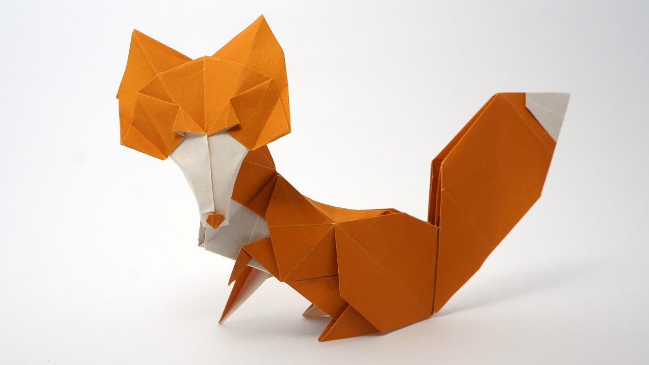 Origami Essence By Roman Diaz