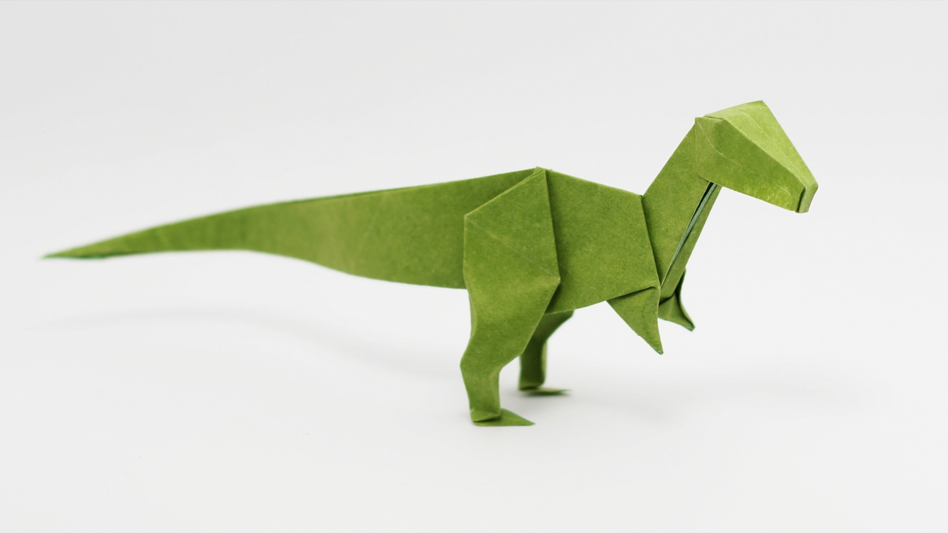 Origami Velociraptor Diagrams And Video Jo Nakashima