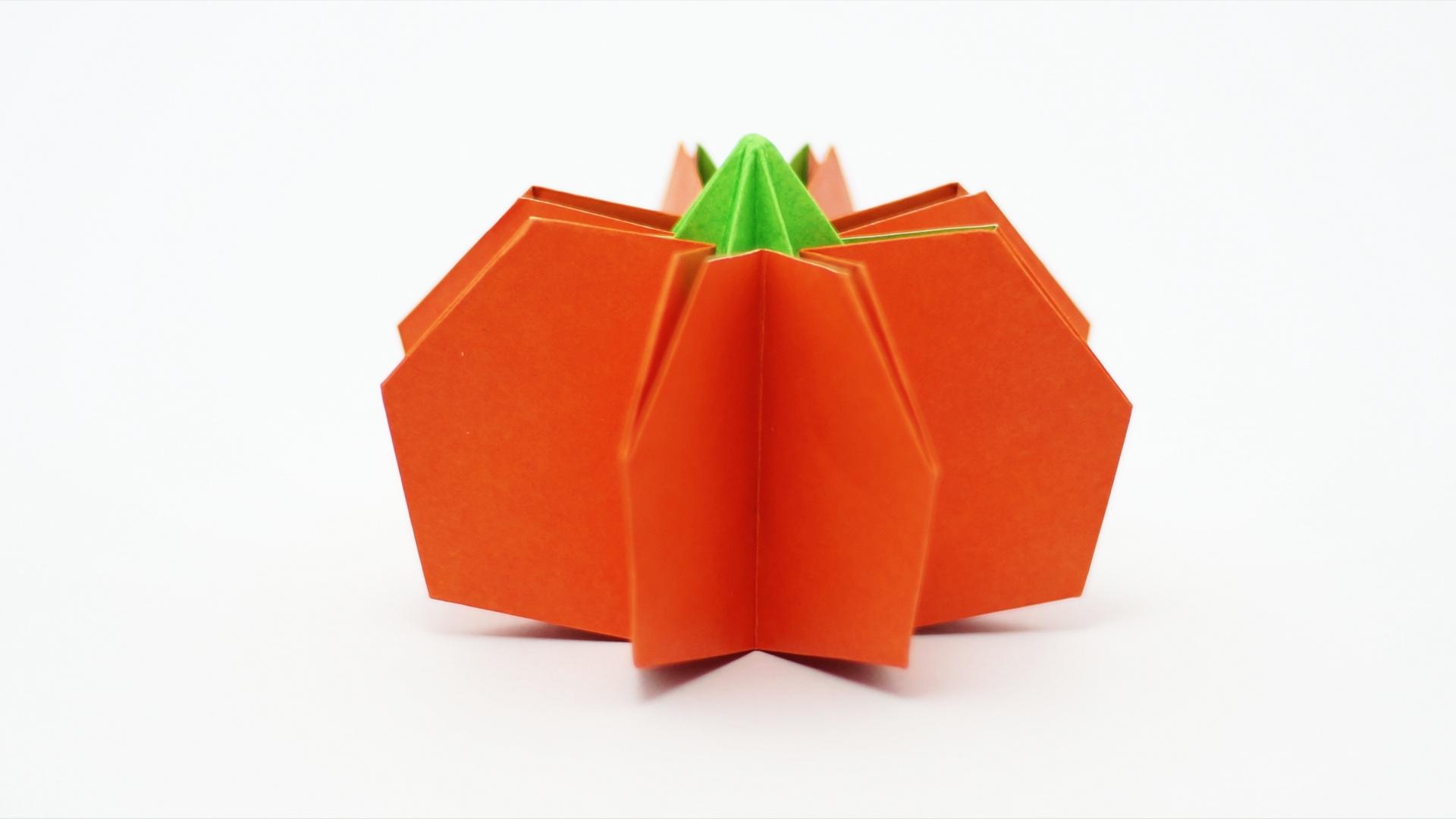 origami pumpkin diagrams and video jo nakashima rh jonakashima com br diagram of a pumpkin worksheet diagram of fluted pumpkin