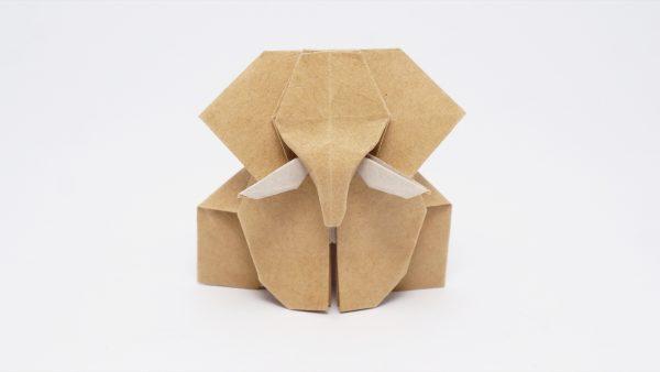 Origami Elephant Jo Nakashima