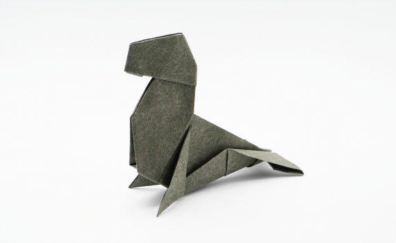 Origami Seal by Jo Nakashima