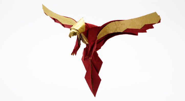 Origami Phoenix 2 Weeks Ago Jo Nakashima