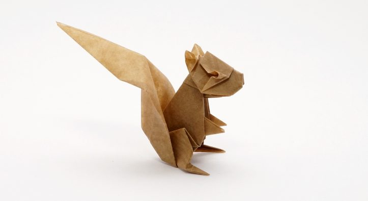 Jo Nakashima Origami Artist And Youtuber Here You Can See Some Of
