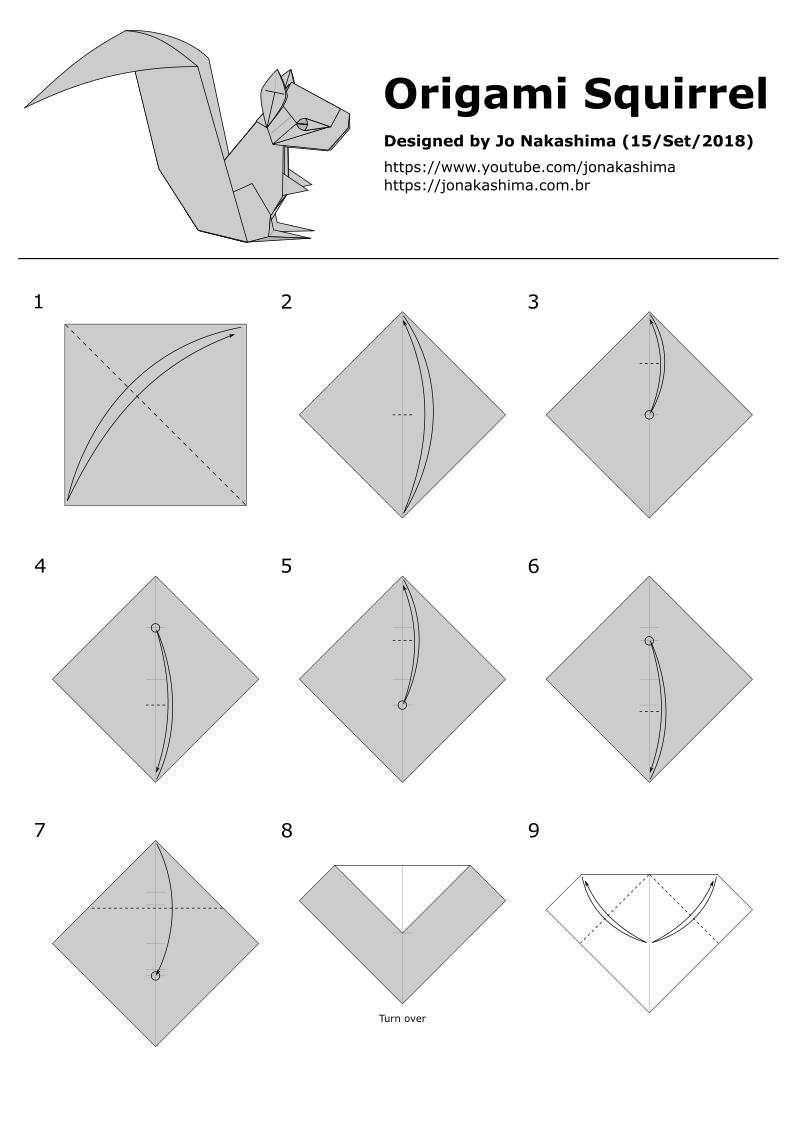 origami butterfly bookmark – life hack   1126x797