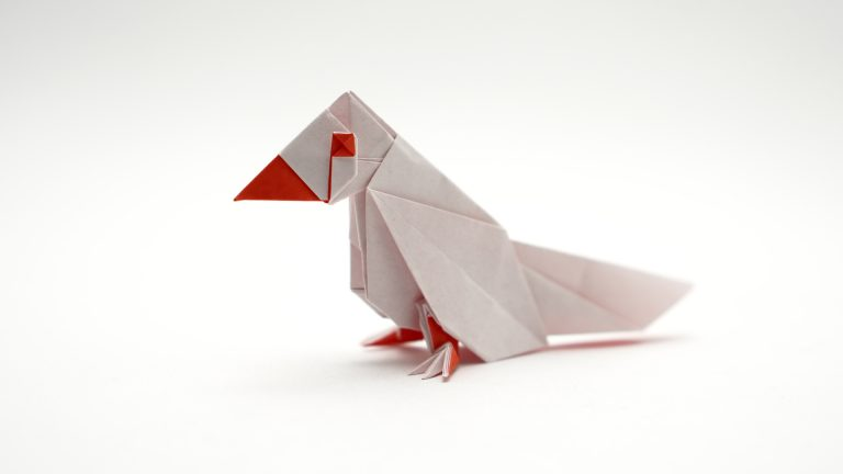 moving origami: origami dragon easy | 432x768
